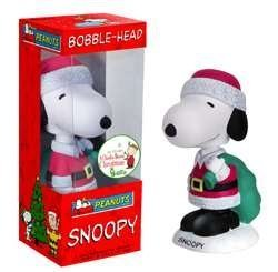 Peanuts: Snoopy Christmas Wacky Wobbler Bobble Head by FunKo