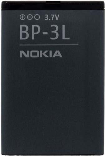 Аккумулятор[править | править код]. Тип батареи — li-pol (bp-3l); ёмкость — 1300 mah; время ожидания — 460 ч; время разговора — 7 ч; в режиме аудиоплеера — 75 ч.