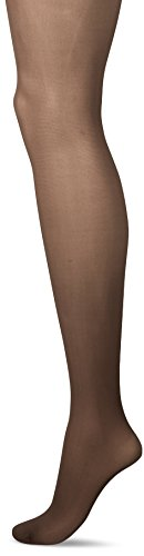 No Nonsense Women's Shapes All Over Shaper Pantyhose with Sheer Toe, Cocoa, C