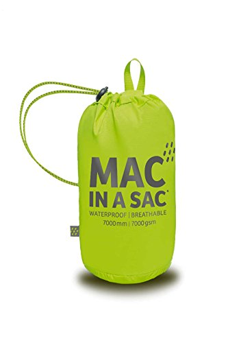 Packaway Mac Unisex Sac Punch Impermeabile Origine Lime In Giacca rqYR4rF