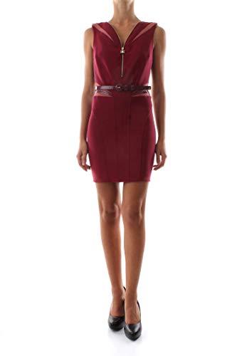 Ab57387e2 Franchi Elisabetta Vestido Mujer Bordeau B80SSwqH5