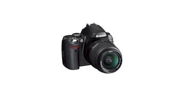 Nikon D40 - Cámara Réflex Digital 6.1 MP (Objetivo 18-55mm Lens ...