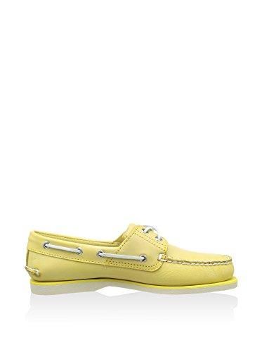 TIMBERLAND hombre mocasín A13NO Amarillo Claro