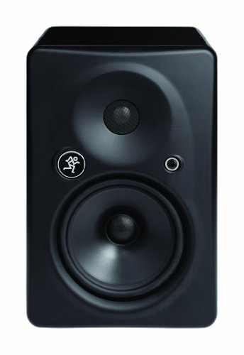 Mackie HR624mk2 6-inch 2-Way Studio Monitor (Single Speaker) ()