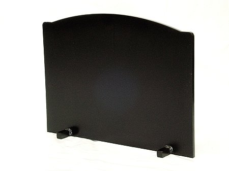 Grate Wall of Fire Model SDHM-5 Super Duty Heat Master Fireback 21'' Wide, 15 1/2'' Tall, 1'' Thick! by Grate Wall of Fire