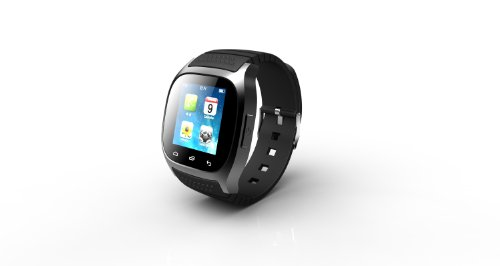 M26S WEARABLE BLUETOOTH SMARTWATCH HANDS-FREE CALLS MEDIA CONTROL PERFECT SUPPORT FOR ANDROID AND APPLE DUAL SYSTEMS ULTRA-THIN BUSINESS CASUAL SMARTWATCH (Nokia Bluetooth Gps Module)