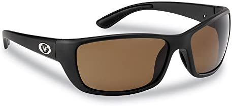 9451c932b81 Flying Fisherman Cay Sal Polarized Sunglasses with Matte Black Frame