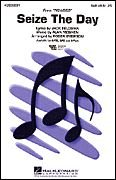 Seize the Day (from Newsies) - SATB Choral Sheet Music (Newsies Sheet Music)