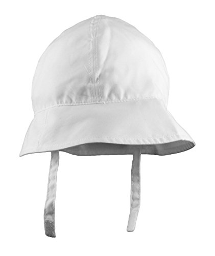 ucket Hat with Chin Strap - UV 50+ (Toddler 12-24 Months) (Fully Lined Bucket Hat)