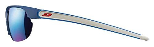 Breeze Bleu de Soleil Femme Gris Rouge Logo Lunettes Julbo gdOqCwg