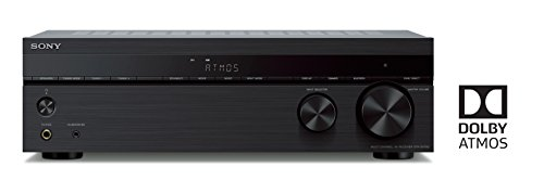 Sony Receiver, Vision, Dolby with
