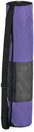 Ligero estera de Yoga bolsa encaja est/ándar de esteras gruesas bolsa /única