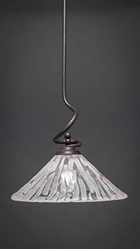 Capri Nickel Table Lamp - Capri 1 Light Pendant