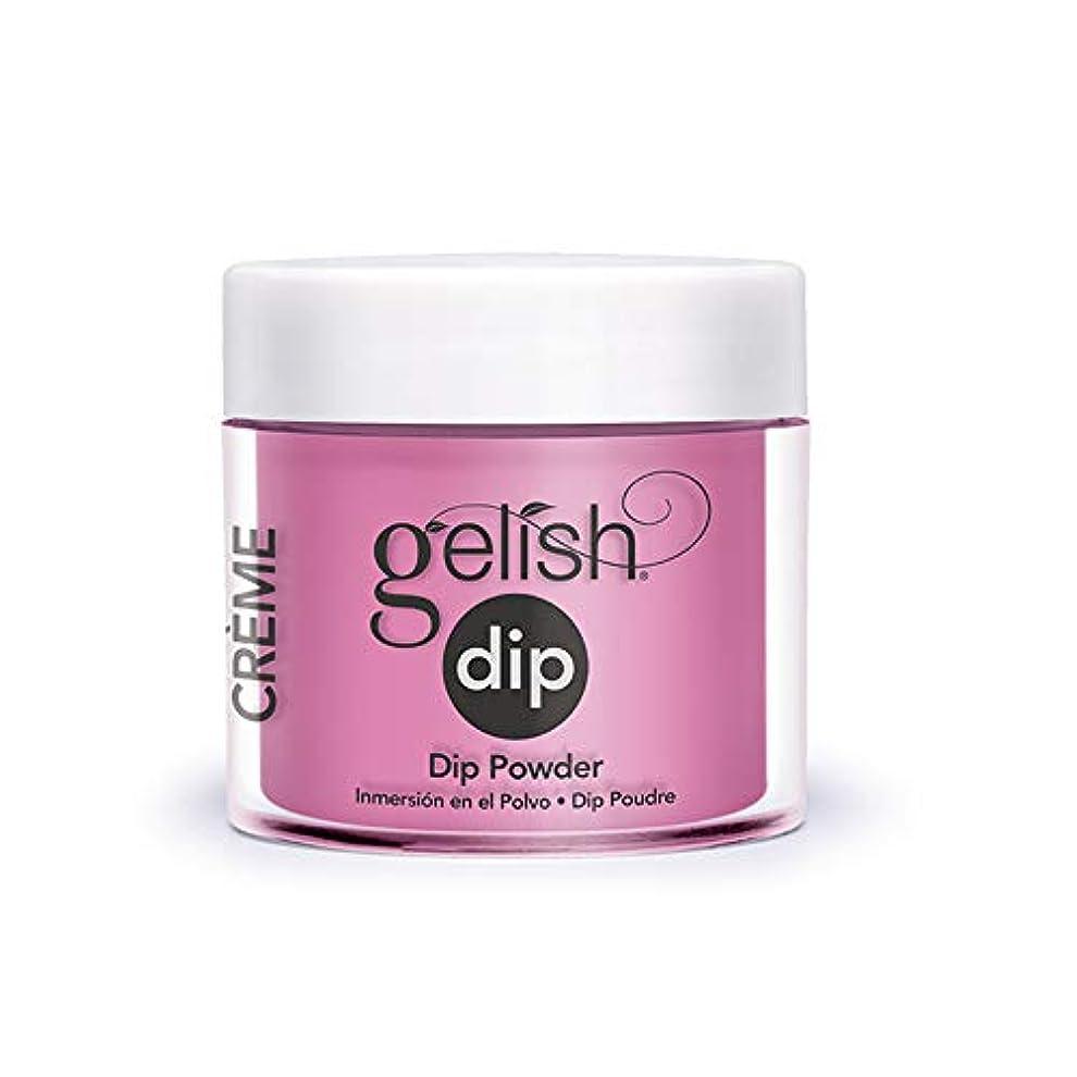モーテルカーテン鉛Harmony Gelish - Acrylic Dip Powder - New Kicks on the Block - 23g / 0.8oz
