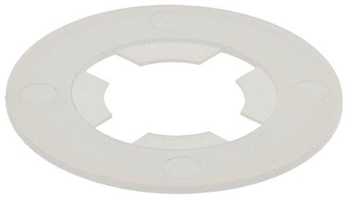 Nylon Retaining Washers - Nylon 6/6 Retaining Washer, White, 7/16