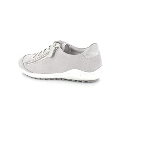 ZIGZIP Remonte R1402 Womens Shoes 14 Light Navy Lacing 81 Grey rEr7xwdU