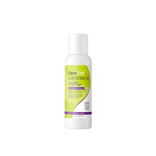 DevaCurl Ultra Defining Gel; Control Curly Hair by DevaCurl