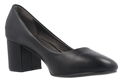 Fitters Footwear , Escarpins pour femme noir noir