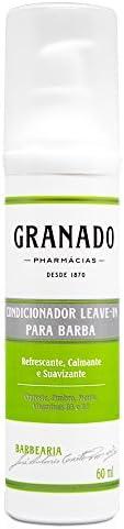 Condicionador Leave-In para Barba, Granado, Verde, 60ml