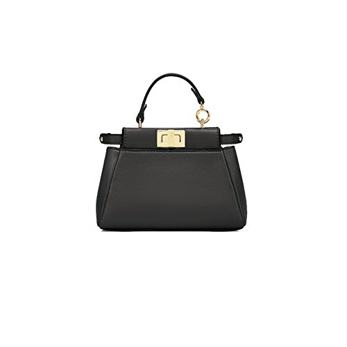 fendi-mini-peekaboo-handbag-in-black-leather