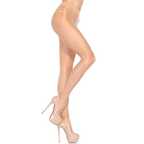Panties Nylon Avenue Leg - Leg Avenue Womens Spandex Sheer Support Pantyhose
