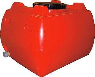 ホームローリー 300L 赤色 (雨水タンク) 貯水槽貯水タンク スイコー B009SIJW6I 10150