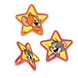 Tom and Jerry Party Cupcake Rings 12 Pack, Health Care Stuffs