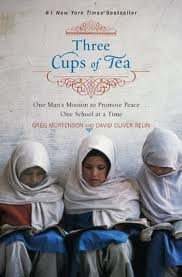 Three Cups of Tea 3th (third) edition Text Only