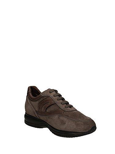 Geox Men's Happy Trainers Grey Size: Light Grey PwUNRzSYw