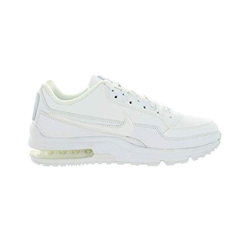Nike Mens Air Max LTD 3 Running Shoes White/White 687977-111 Size 8.5 (Best Looking Nike Air Max)