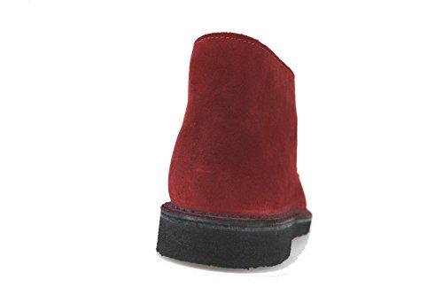 Polacchini CORAF AJ909 Rosso EU 37 Camoscio Donna dnnqgz