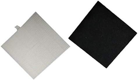 FLAMEER 1 Pieza Filtro Hepa Filtro de Esponja Piezas Repuestos de Apiradoras Trabaja con Ilife X800: Amazon.es: Hogar
