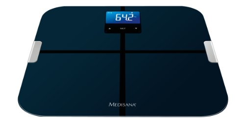 Medisana Connect Body Analysis Scales with Bluetooth by Medisana