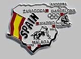 Flagline Spain - Magnet