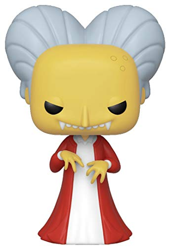 Simpsons Halloween 2019 (Funko Pop! Animation: Simpsons - Vampire Mr. Burns, Fall Convention)