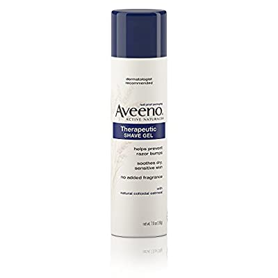 Aveeno Therapeutic Moisturizing Shave Gel
