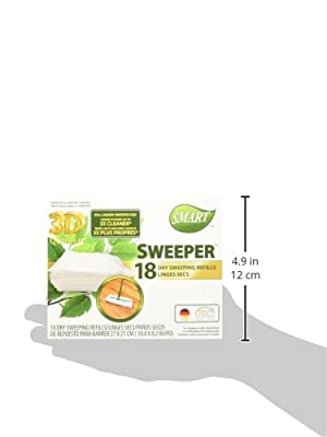 Smart 18 Count Dry Sweeper Refills