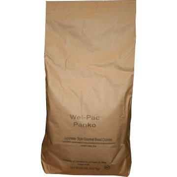 Welpac Panko Bread Crumbs, 20 Pound