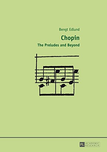 Chopin: The Preludes and Beyond by Peter Lang GmbH, Internationaler Verlag der Wissenschaften