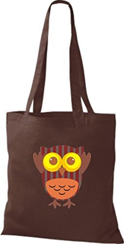 Cotton Women Bag Brown Fabric For Brown Shirtinstyle xvdTwIqAEd