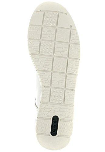 REMONTE - Damen Sneaker - Weiß Schuhe in Übergrößen