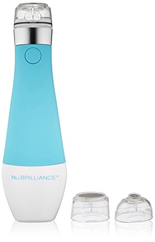 NuBrilliance Handheld Diamond Microdermabrasion and Pore Cleansing System