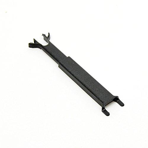 Brandmotion 5000-VSMA Windshield Mirror Plastic Wire Cover, Black