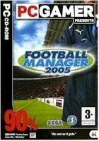 Football Manager 2005 (Soccer)