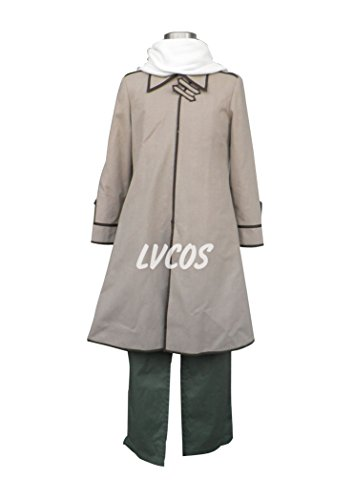 Anime Cosplay Costume Hetalia:Axis Powers APH-Russian Costume 1st-Gen