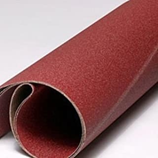 100 Grit Pack of 10 Aluminum Oxide A 24 Length x 1//2 Width PFERD 49045 Abrasive File Belt