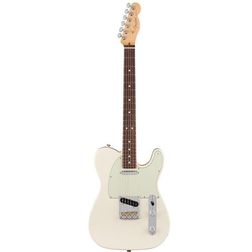 (Fender American Professional Telecaster - Olympic White w/Rosewood Fingerboard)