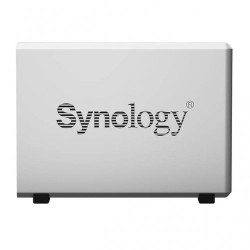 SYNOLOGY DS115J / Synology DiskStation DS115J Compact Lightweight & Energy-efficient 1-Bay NAS Server
