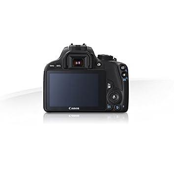 Canon EOS 100D + 18-55mm DC III Juego de cámara SLR 18MP CMOS 5184 ...