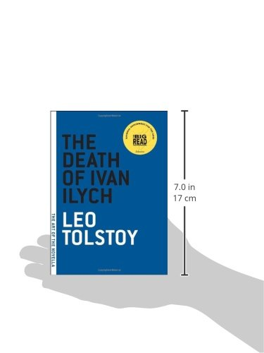 The Death Of Ivan Ilych The Art Of The Novella Leo Tolstoy Ian  The Death Of Ivan Ilych The Art Of The Novella Leo Tolstoy Ian  Dreiblatt  Amazoncom Books